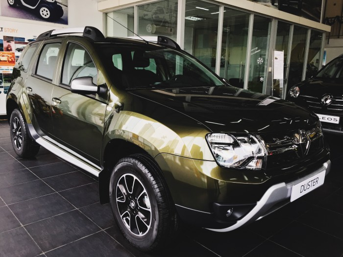 Renault Duster 2.0L 2017 4WD