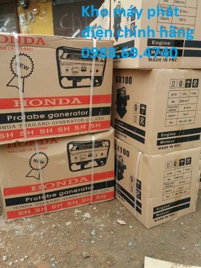 Máy phát điện honda EP 2500CX0