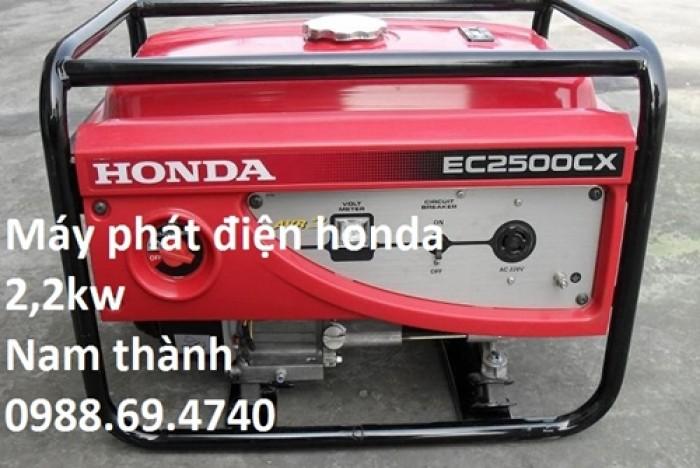 Máy phát điện honda EP 2500CX1