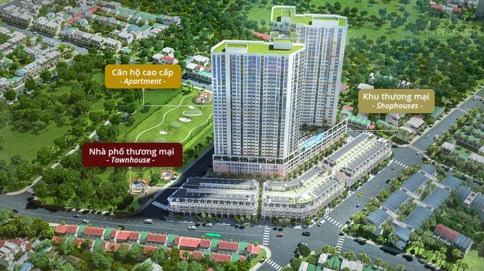 Căn hộ Cao cấp giá cực thấp , The Pega Suite Quận 8 chỉ 6 triệu/ tháng