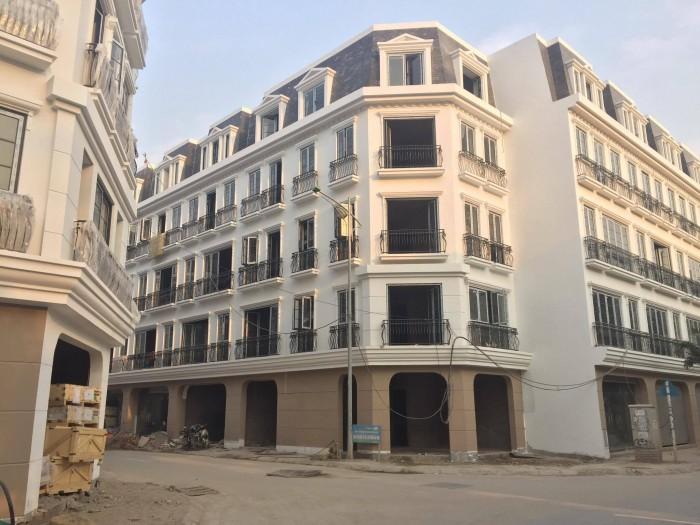 Nhà măt phố Five Star Mỹ Đình (81m2x5tầngx11.5tỷ) cạnh trường Marie Curie,có hầm,thang máy