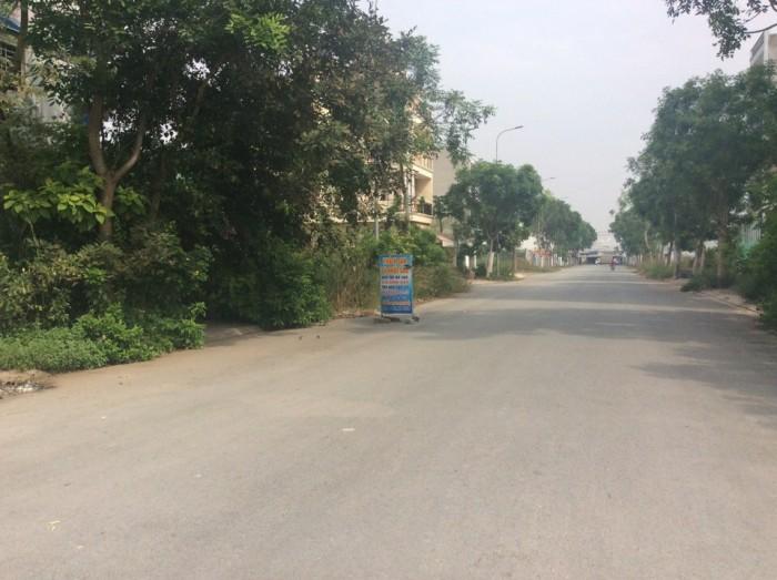 Lô A6 nền 30, 105m2, sổ đỏ, KDC Amazing City, Bình Chánh.