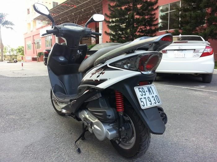 Kymco Jockey CK 125 Mẫu Mới 2014 Phiên Bản Đặc Biệt Mới Đẹp Nguyên Zin 100%