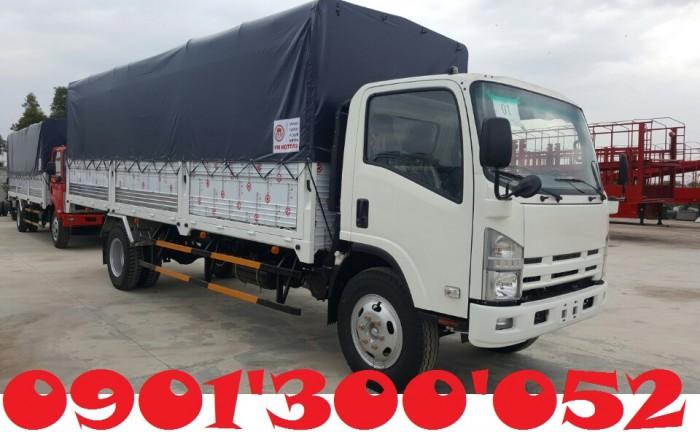 Bán xe tải Isuzu 8.2 tấn/ 8t2 thùng dài 7.1 mét uy tín nhất sài gòn 2