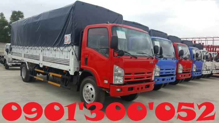 Bán xe tải Isuzu 8.2 tấn/ 8t2 thùng dài 7.1 mét uy tín nhất sài gòn 3