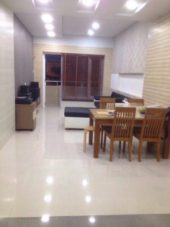 Bán căn hộ chung cư Gò Dầu – Quận Tân Phú, không gian thoáng mát, còn mới