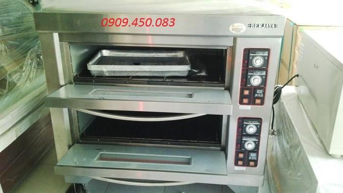 lò nướng bánh 4 khay - 12kw - Malaisia