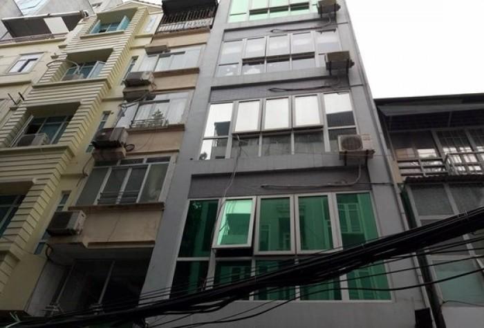 Bán nhà mới Cầu Giấy  50m, 5 tầng, MT 4.1m, gara ôtô, cho thuê tốt, 6.7 tỷ