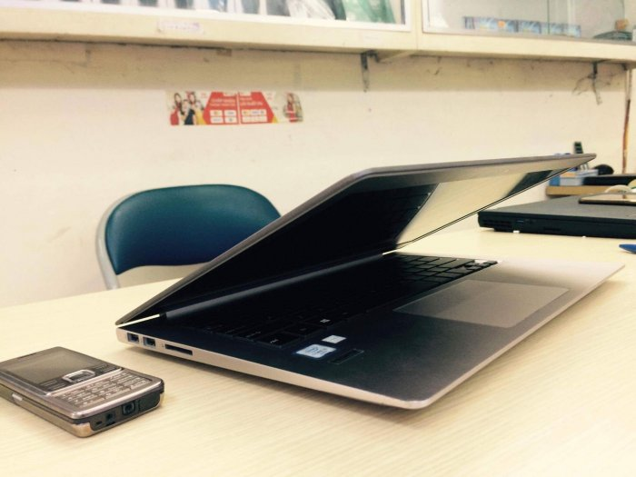 Laptop Asus  CPU: core i5 62001