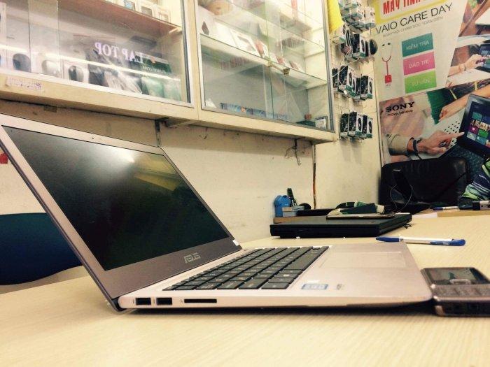 Laptop Asus  CPU: core i5 62002