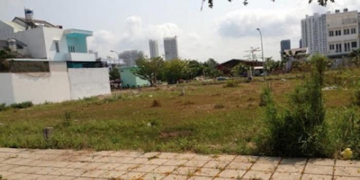 Đất mặt tiền phường 5 quận 8 sau đường 1011, tạ quang bửu