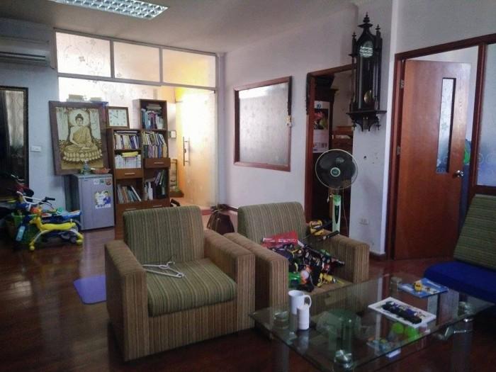Nhà Nguyễn Khánh Toàn 7 tầng mặt tiền 6m ở cực thích