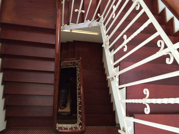Nhà Bán: 73 Đề Thám, P. Cô Giang, Quận  1, TP. Hồ Chí Minh