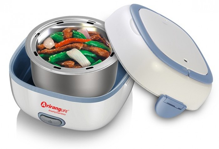 Hộp hâm nóng tiện dụng ArirangLife hâm thức ăn, cơm nhanh chóng, chất lượng tuy�...