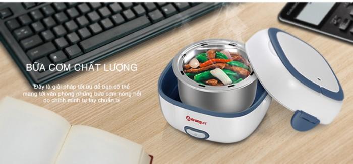 Bữa cơm chất lượng từ hộp hâm nóng tiện dụng ArirangLife