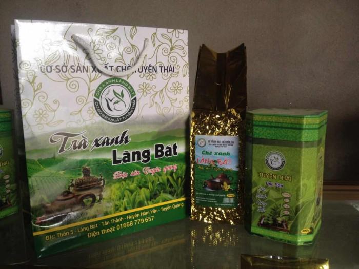 Đặc sản Chè Xanh Làng Bát1