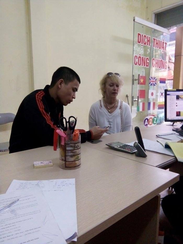 Dịch tài liệu chuyên ngành kế toán tài chính