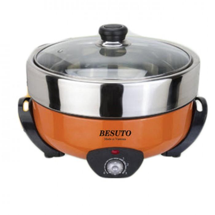 Nồi lẩu nướng đa năng Besuto BST-799A