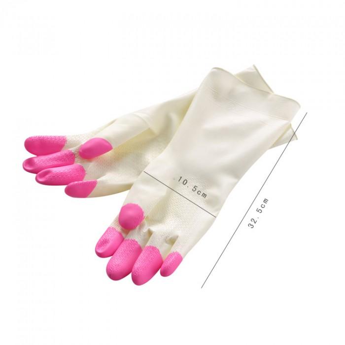 Găng tay cao su - MuaBanNhanh