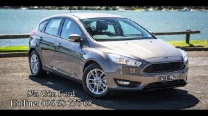 Ford Focus sản xuất năm 2019 Số tự động Động cơ Xăng