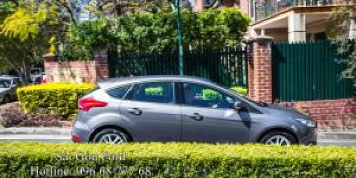 Xe Ford Focus 2017 giá tốt nhất miền Nam - Đại Lý Sài Gòn Ford