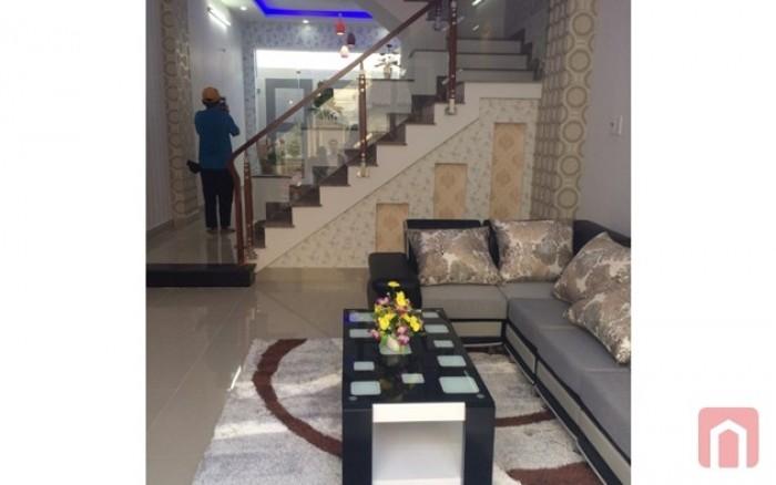 Chính chủ bán gấp nhà quận 7, đường Huỳnh Tấn Phát. 1,62 tỷ, Thương Lượng