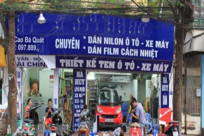 Bán nhà mặt phố Cao Bá Quát, Ba Đình, 70m2 x 5t, 27 tỷ