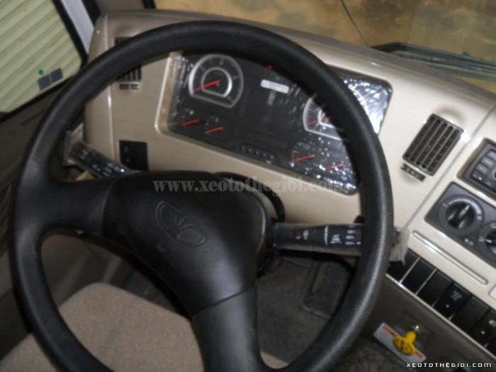 Đại lý Bán Xe Đầu kéo Daewoo 340 V3TEF 2 cầu 45 tấn, hỗ trợ 80%, giao xe ngay
