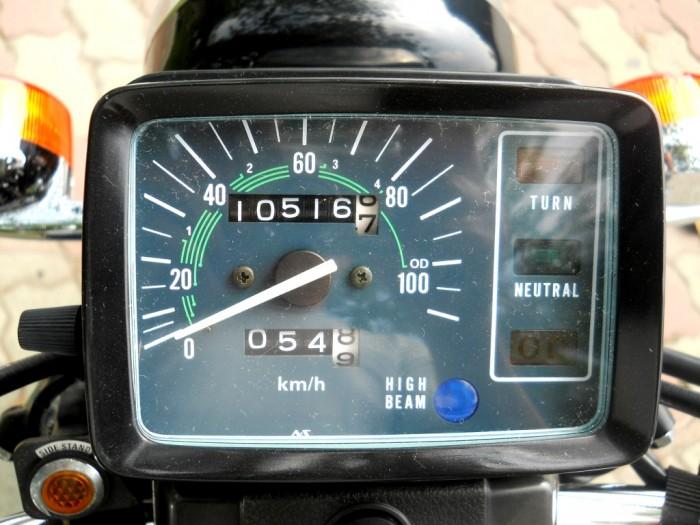 Bán Xe CD Benly125 – 1997 ĐK: CM125TE – 1003914 giá 82tr 6