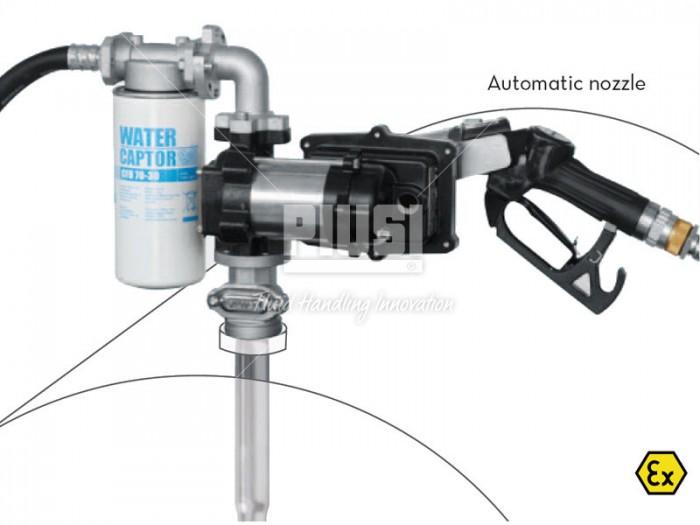 Bơm xăng dầu Model EX50 K33
