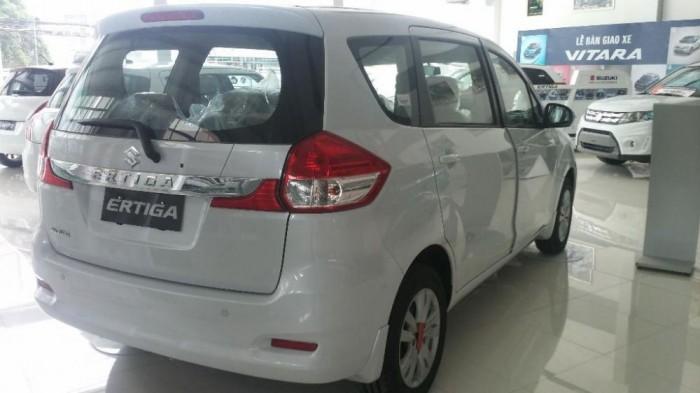 Suzuki Ertiga sản xuất năm 2017 Số tự động Động cơ Xăng