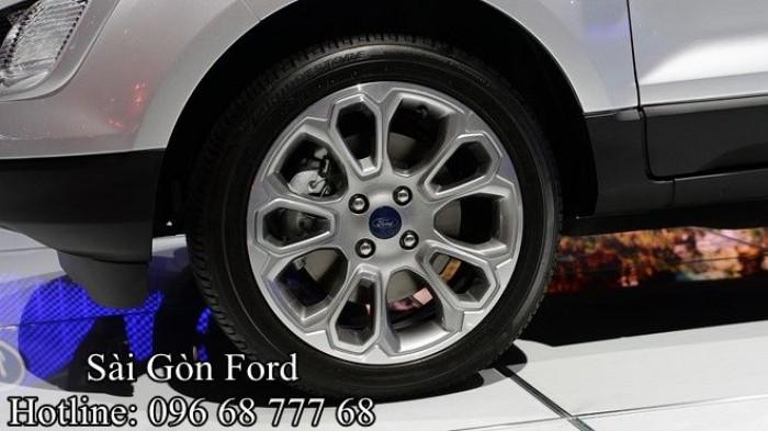 Ford Ecosport sản xuất năm 2019 Số tự động Động cơ Xăng