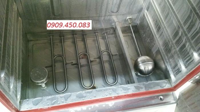 tủ hấp cơm - hải sản - 6kw