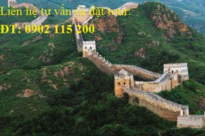 Tour du lịch Bắc Kinh – Thượng Hải – Hàng Châu – Tô Châu 6 ngày 5 đêm