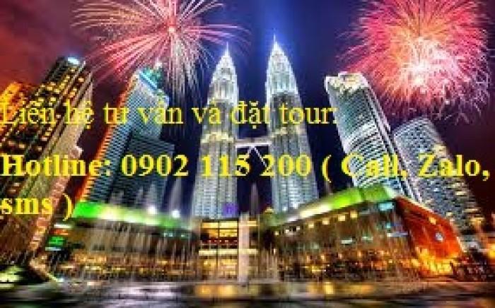 Tour du lịch Malaysia – Singapore 6 ngày 5 đêm