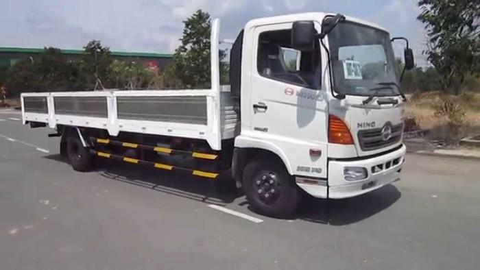 Tổng đại lý xe tải Hino – Ô Tô Đại Đô Thành chuyên cung cấp Hino FC9JJSW 6,4 Tấn 0