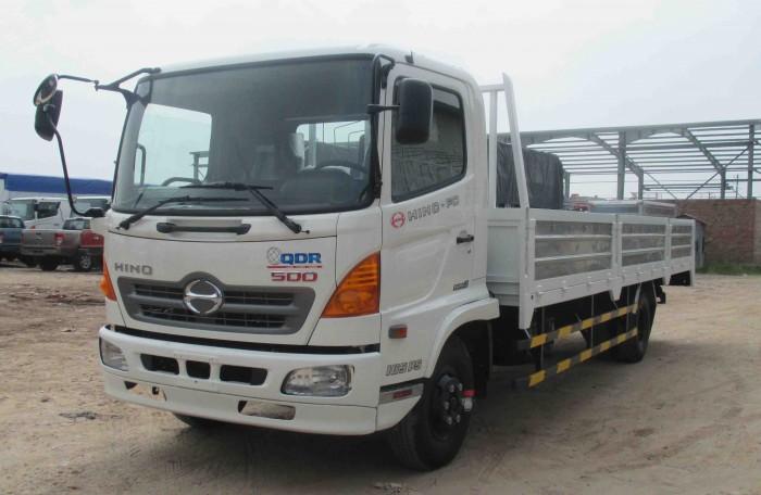 Tổng đại lý xe tải Hino – Ô Tô Đại Đô Thành chuyên cung cấp Hino FC9JJSW 6,4 Tấn 1