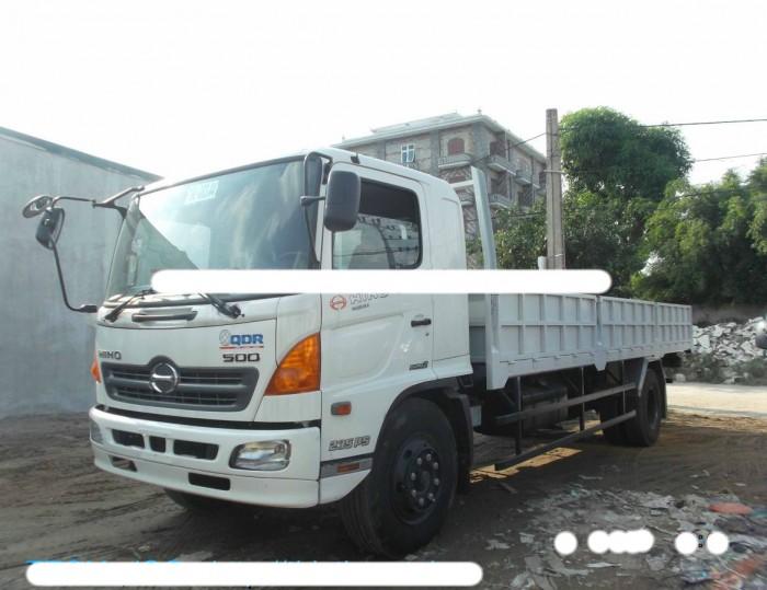 Tổng đại lý xe tải Hino – Ô Tô Đại Đô Thành chuyên cung cấp Hino FC9JJSW 6,4 Tấn 2