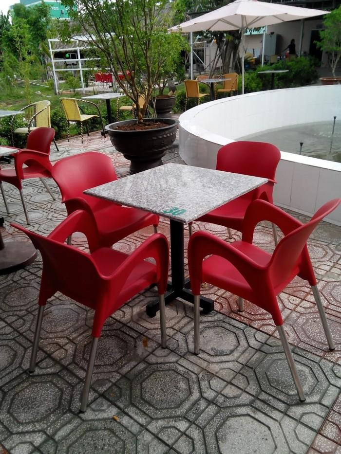 Chuyên cung cấp bàn ghế nhựa đúc rẻ nhất!3