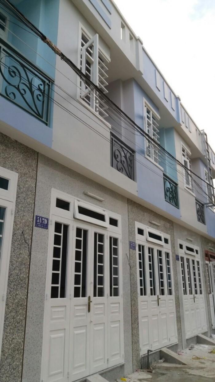 570 triệu,xây mới,sổ hồng Hà Huy Giap,quận 12