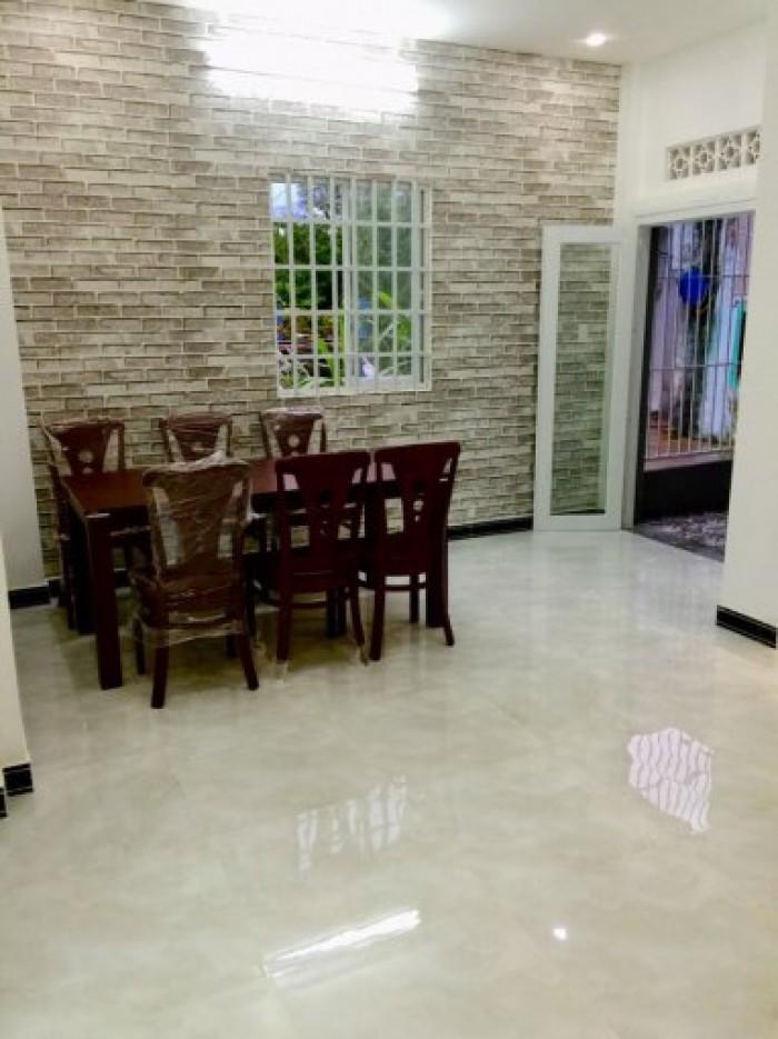 Bán nhà 1 lầu, DT 5m x 13m, đường Huỳnh Tấn Phát Nhà Bè. Nhà sổ riêng hỗ trợ vay ngân hàng