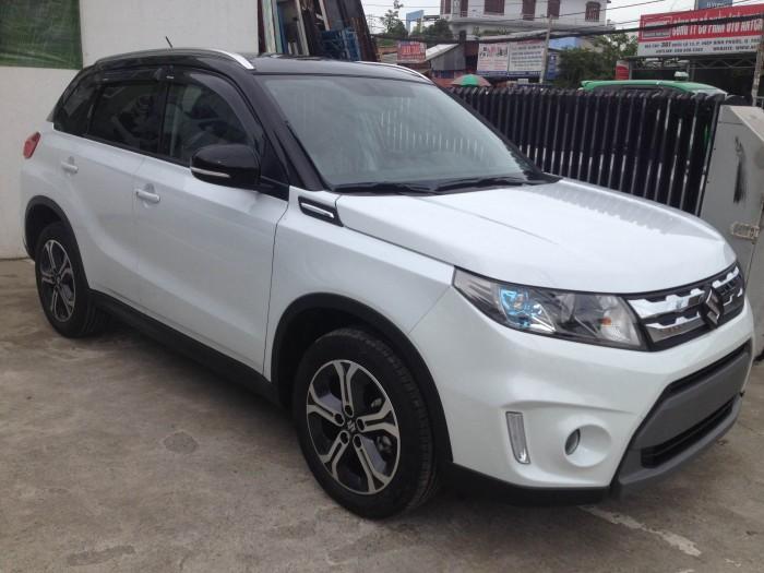 Suzuki Vitara sản xuất năm 2016 Số tự động Động cơ Xăng