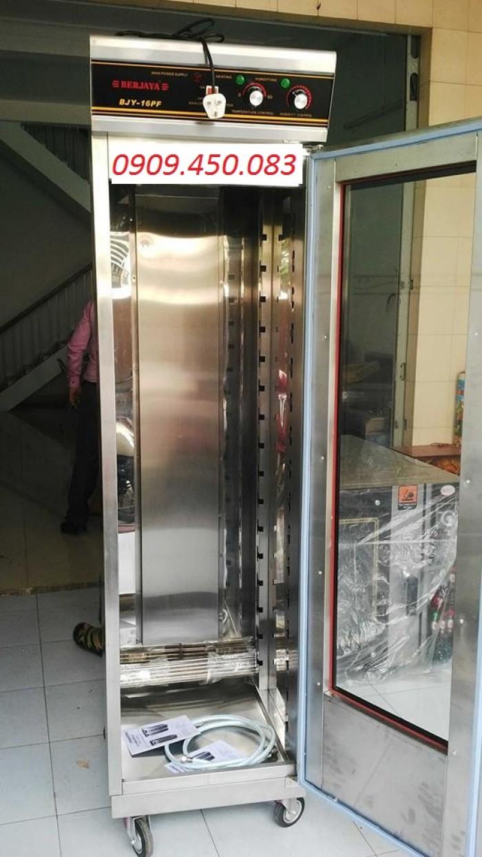 tủ ủ bột - 16PF - kích nở bột - 2000w
