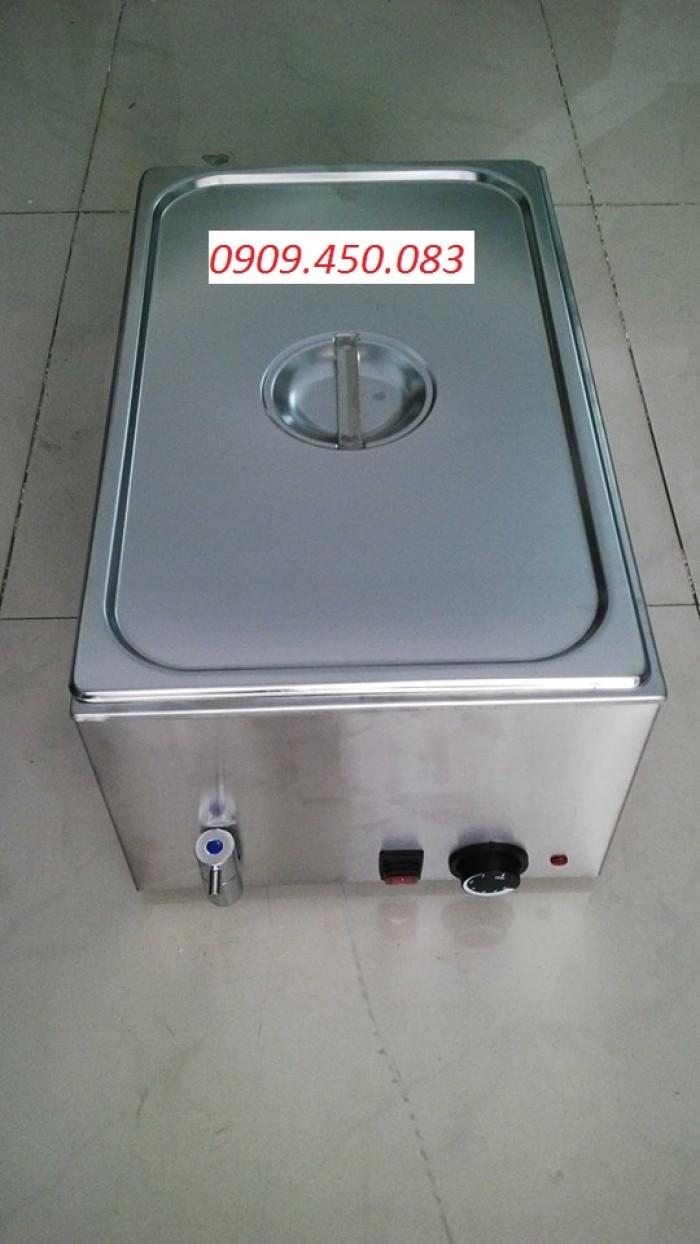 Bếp đun cách thủy - 1200w - có rảnh thoát nước
