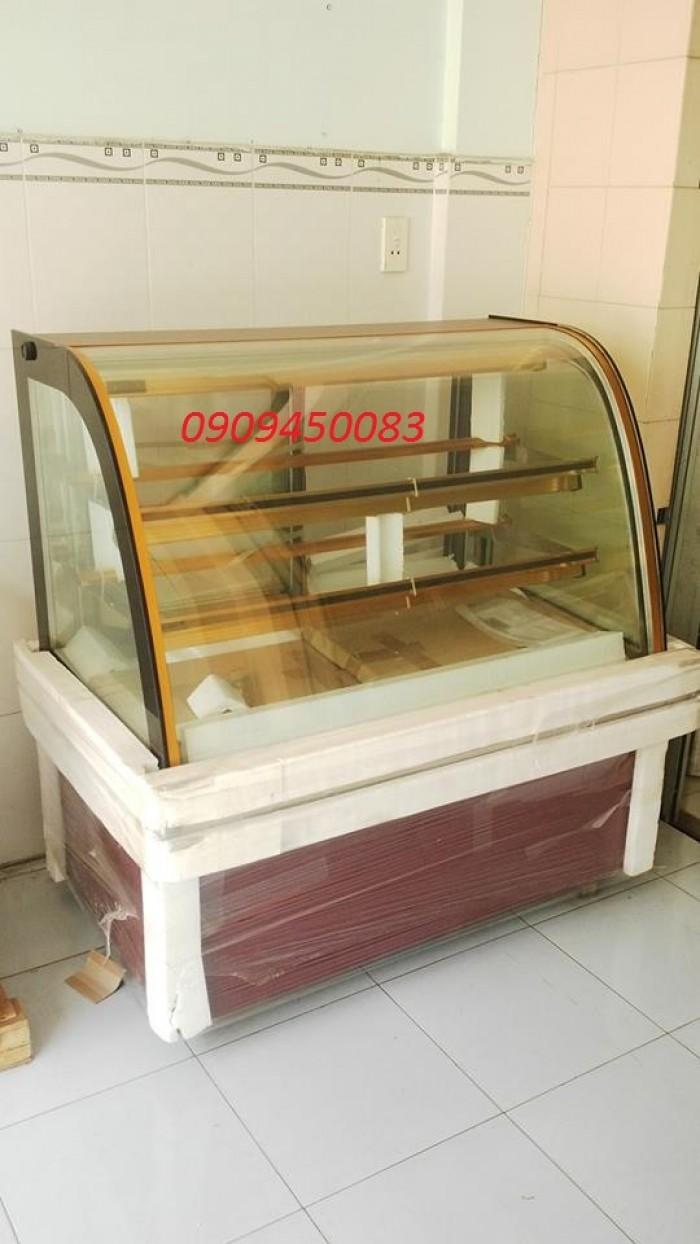 Tủ trưng bày bánh lạnh - 1m2 - Malaisia