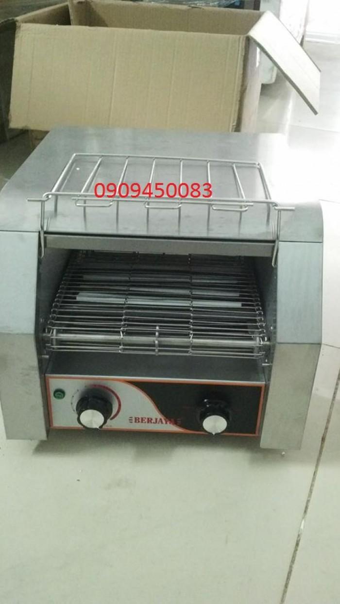 Máy nướng bánh mì băng truyền - TT3001