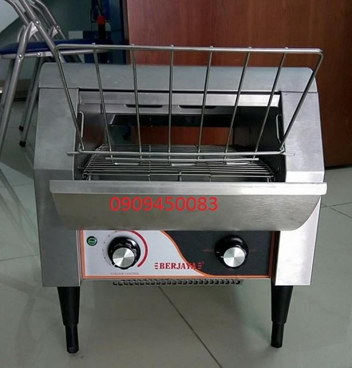 Máy nướng bánh mì băng truyền - TT3003