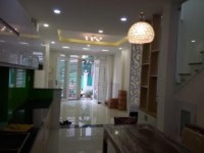 Bán nhà riêng tại KDC Tân Thành Lập phường Phú Mỹ, Quận 7, DT 270m2, nhà 3 lầu,Giá 4.85 tỷ