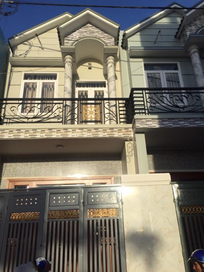 Nhà mới Thạnh Lộc 37 4X14M 1T1L 1,62 TỈ