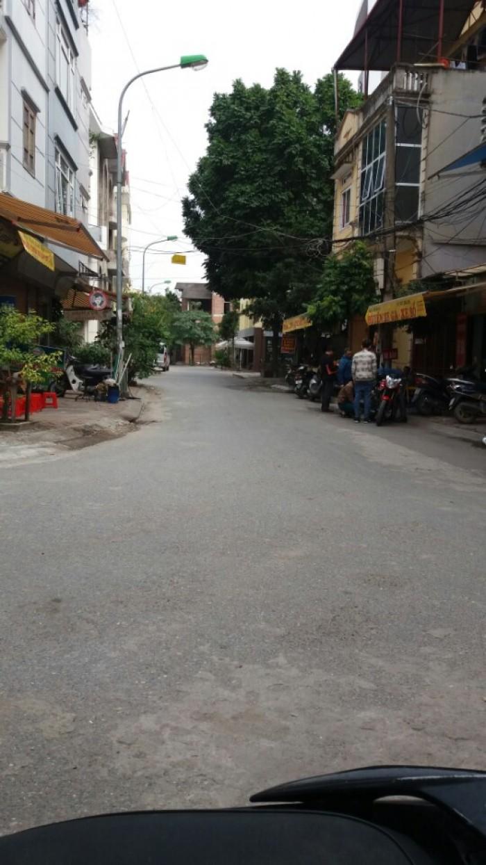 Cần bán đất Ao Sen phường Mộ Lao, Hà Đông, Hà Nội